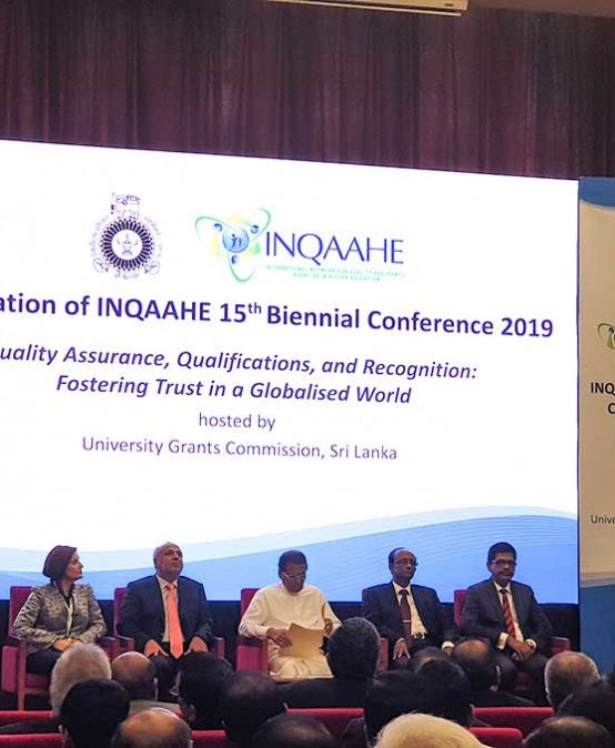 INQAAHE and APQN 2019 Sri Lanka
